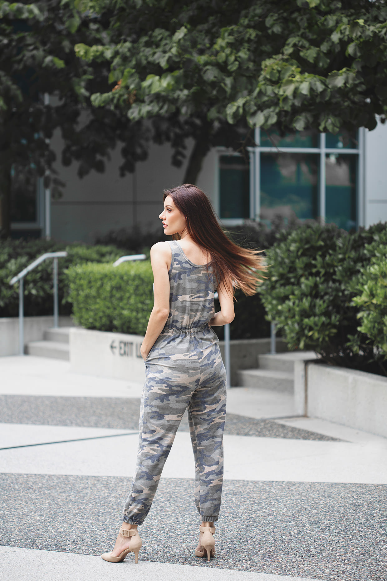 Silver Icing Name It To Win It: Cherish Jumpsuit