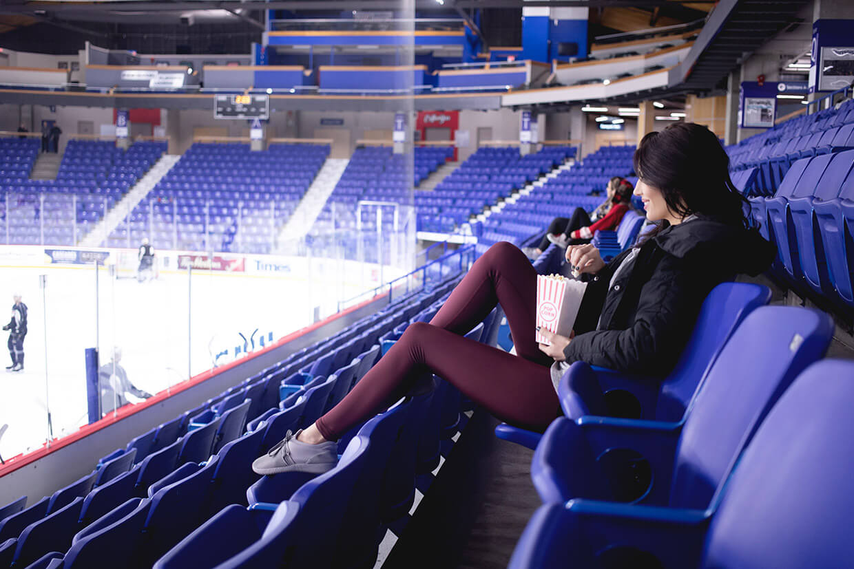 Silver Icing Product Feature [Video]: How to Stay Warm and Stylish at the Hockey Rink