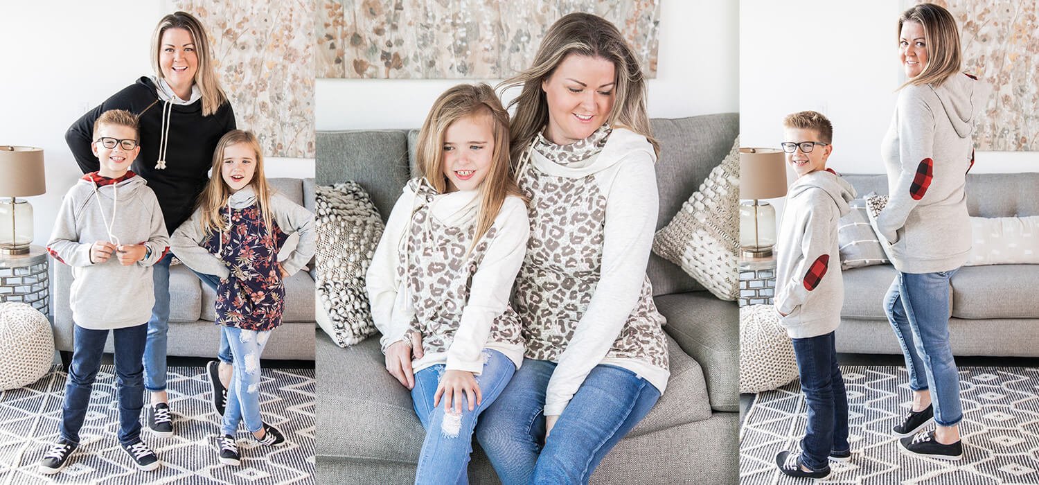Mommy & Me Hoodies