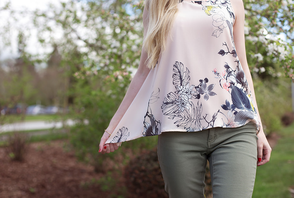 Botanical Top
