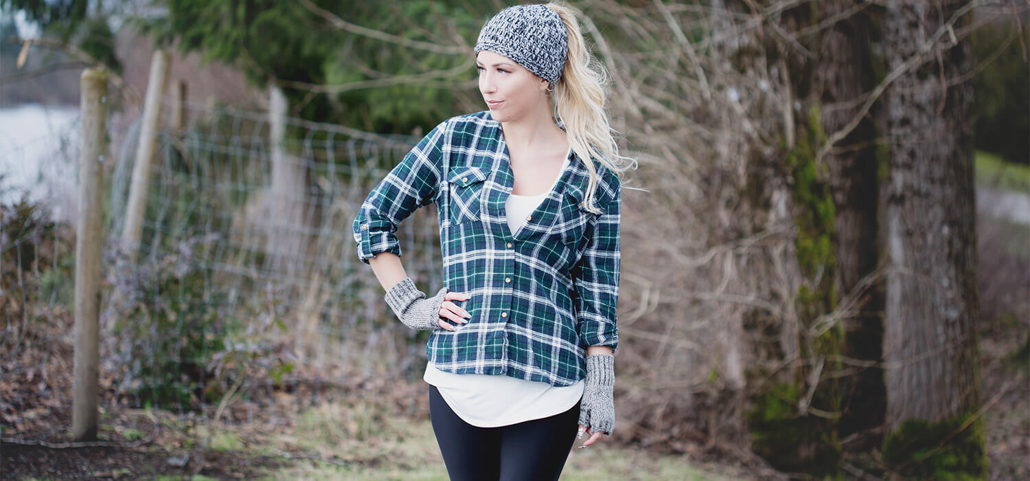 Cabin Cozy Plaid