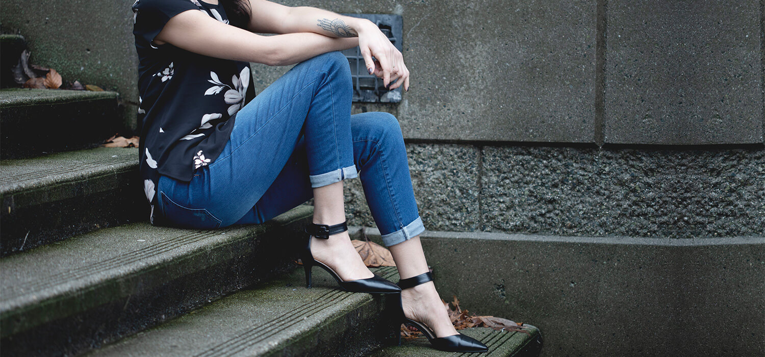 Cute Ankle Jean Outfits You'll Want to Wear Every Day