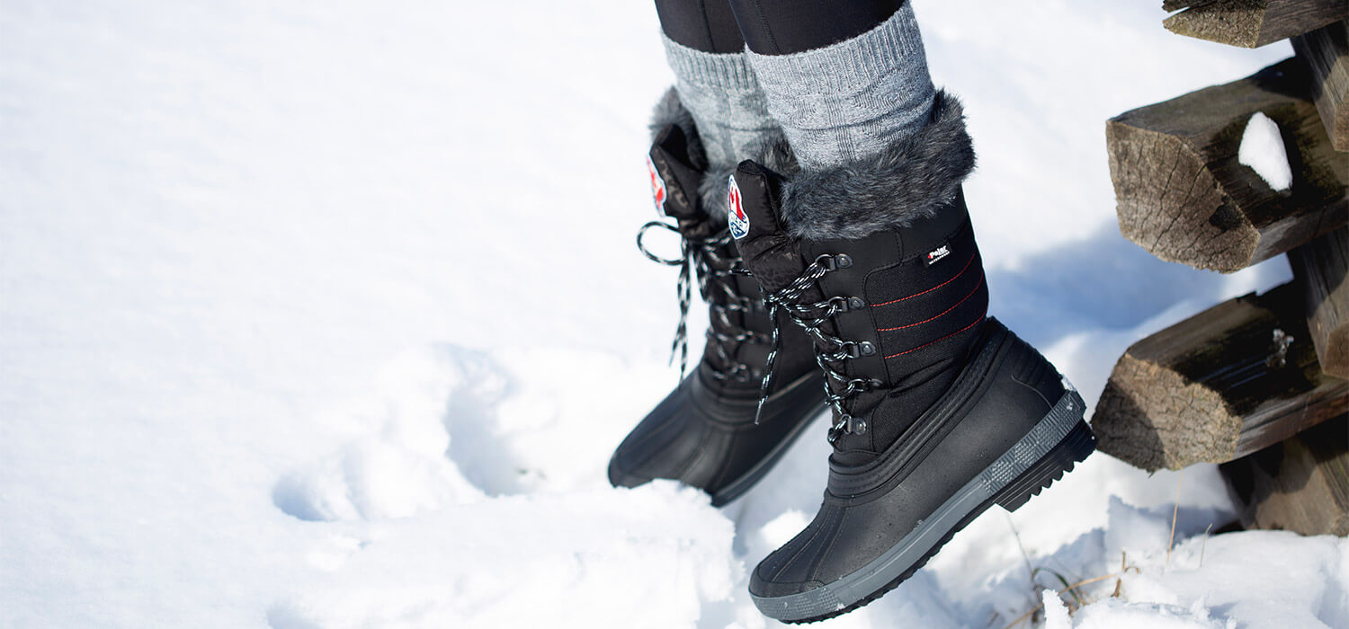 Cute Ways to Style Winter Boots