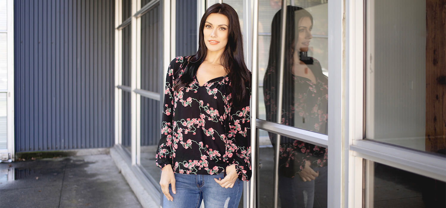 Floral Print Top Looks for Any Occasion