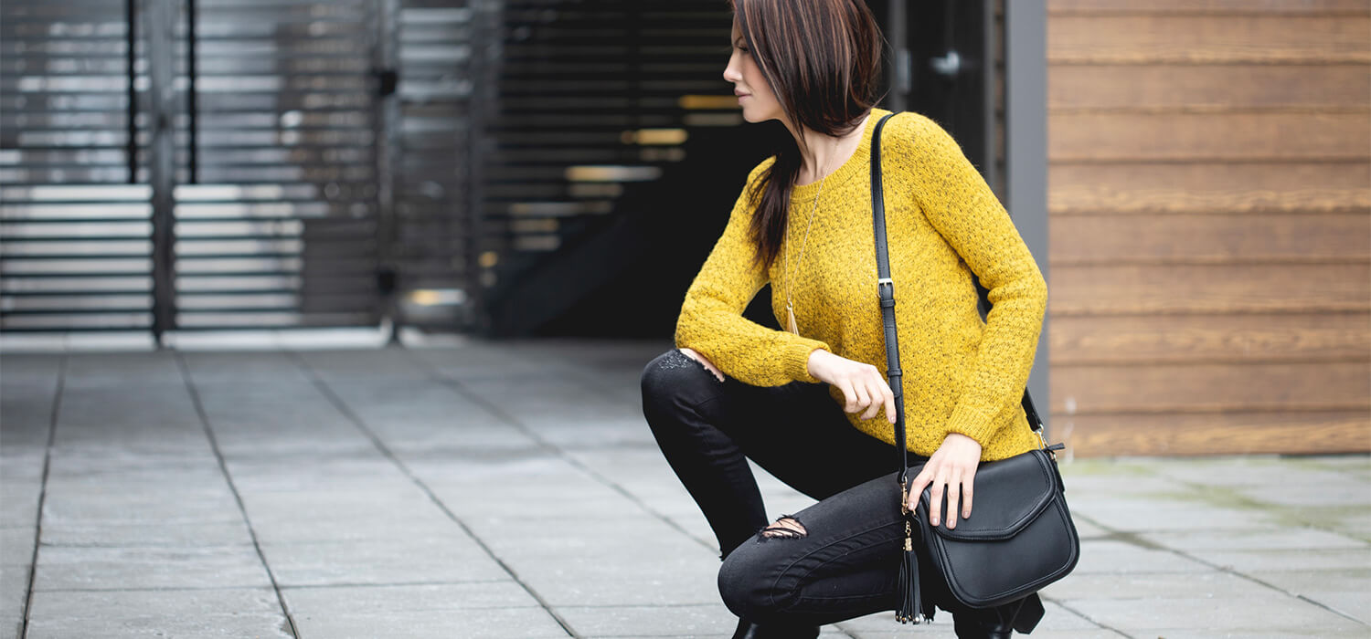 How to Look Fabulous in Yellow