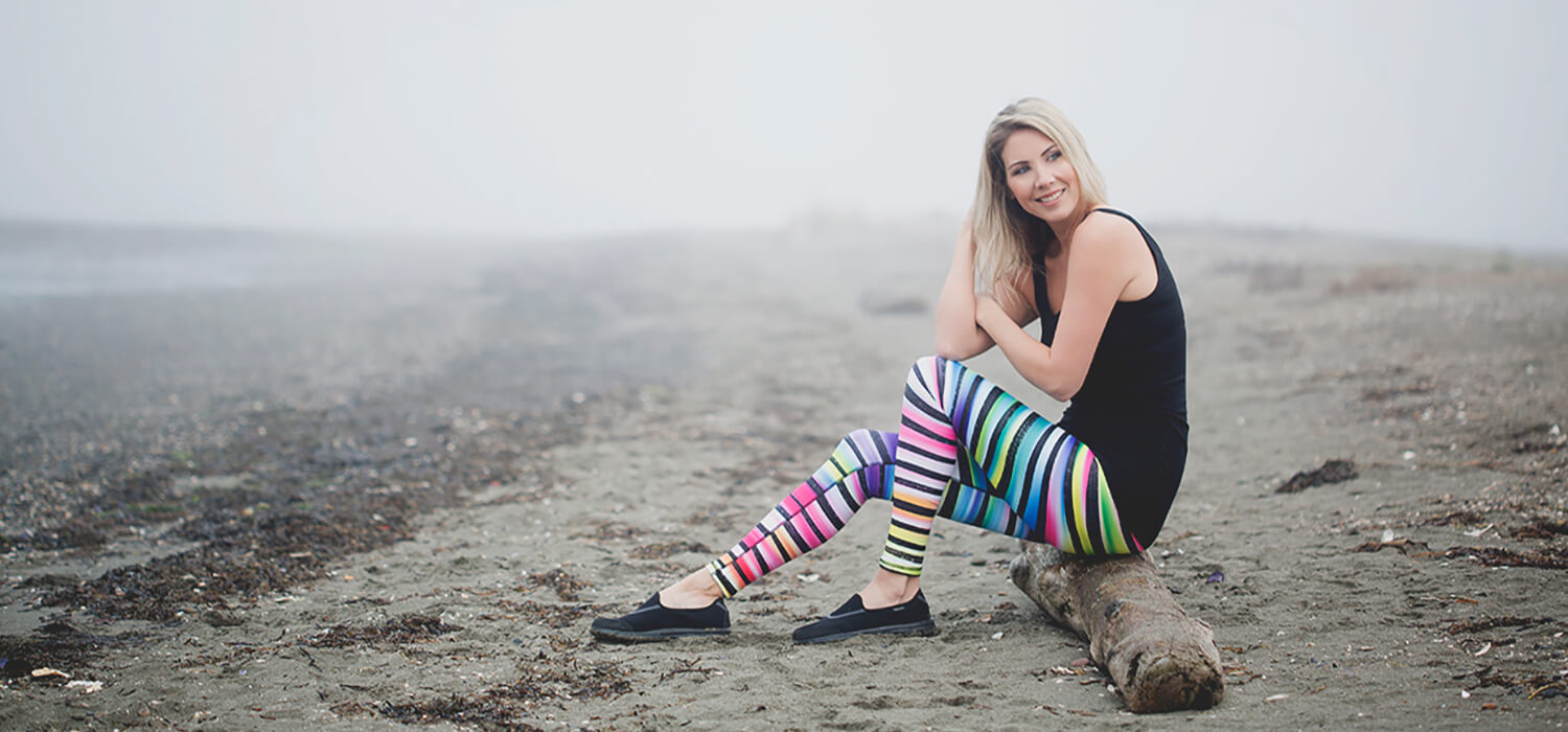 Rainbow Spectrum Leggings