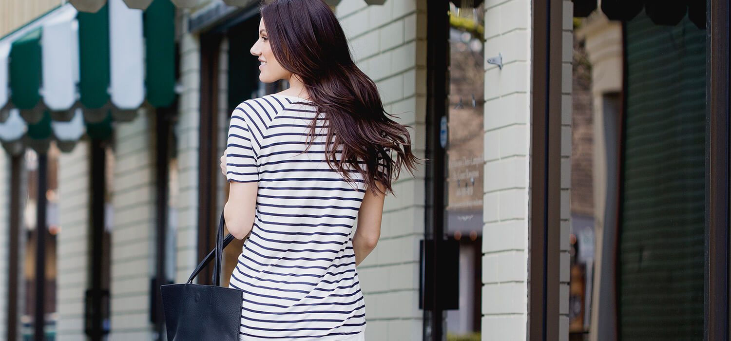 Striped Shirt Outfits You'll Want to Copy