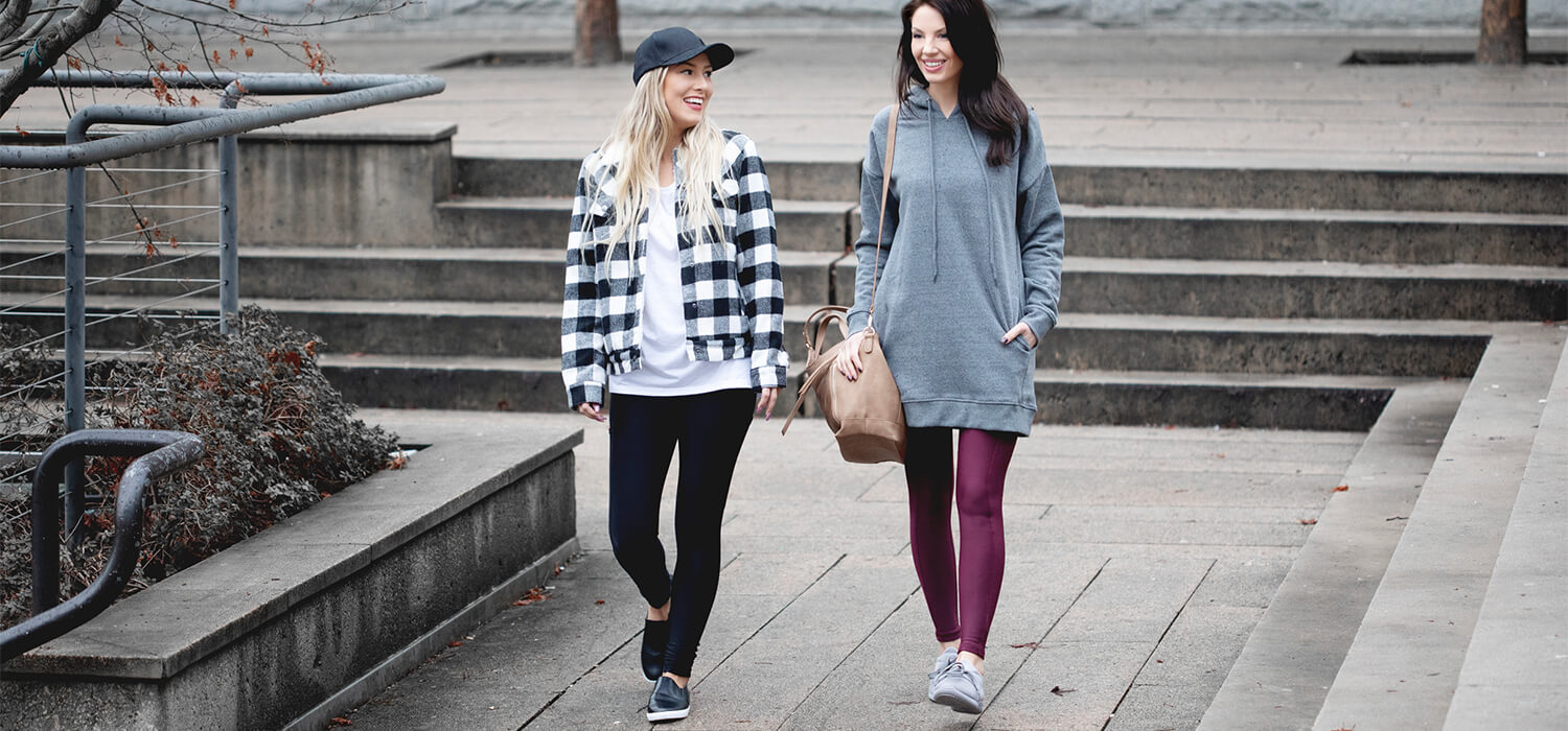 Winter Athleisure Looks Anyone Can Pull Off