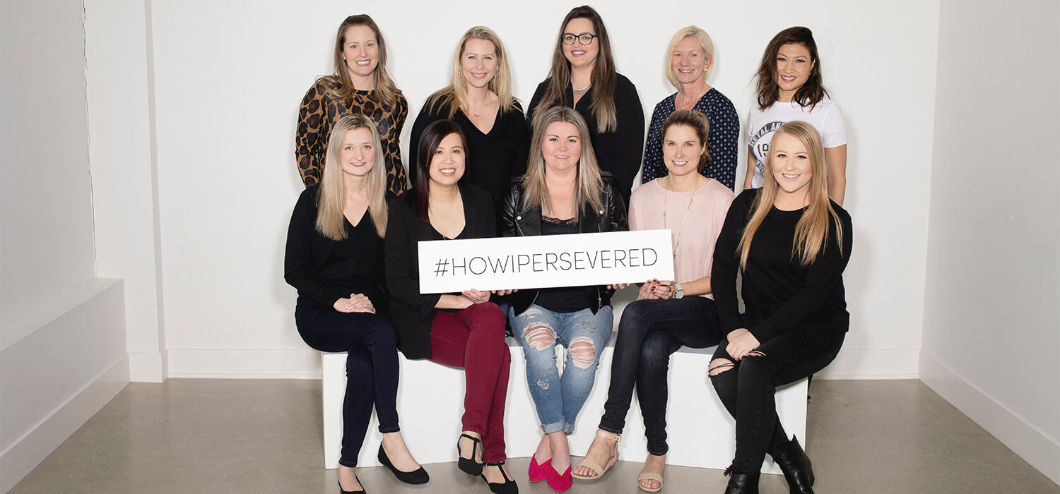 Women's Day: #HowIPersevered