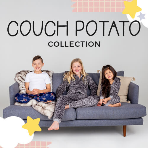 I Dress Myself Couch Potato Collection