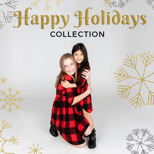 I Dress Myself Happy Holidays Collection