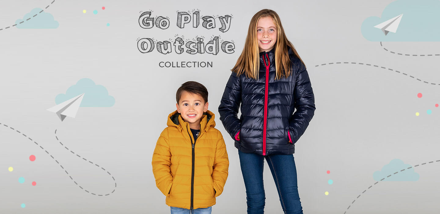 I Dress Myself Go Play Outside Collection