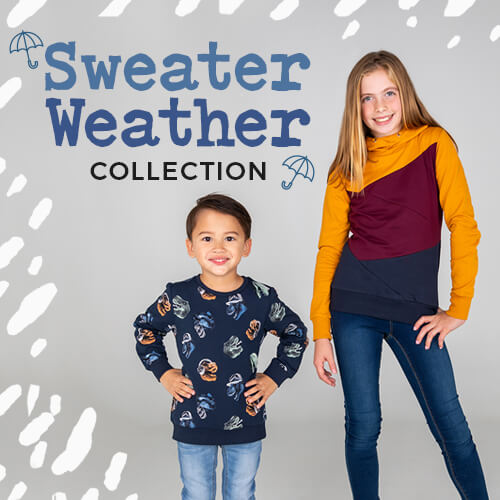 I Dress Myself Sweater Weather Collection